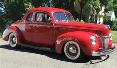 1940 Ford Coupe In Hamden Ct For Sale 0