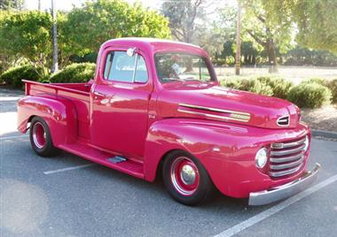 1950 ford other in santa rosa ca for sale 29 000. Black Bedroom Furniture Sets. Home Design Ideas