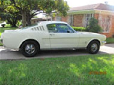 1965 ford mustang in san antonio tx for sale 24 000. Black Bedroom Furniture Sets. Home Design Ideas