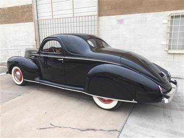 1939 Lincoln Zephyr In Phoenix Az For Sale 189 500