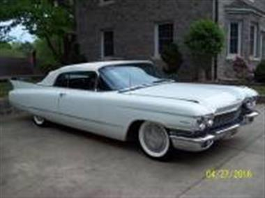 1960 cadillac other in hickory nc for sale 59 000. Black Bedroom Furniture Sets. Home Design Ideas