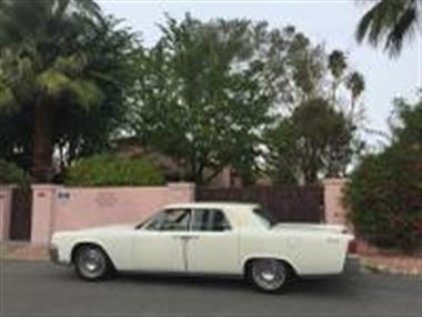 1964 lincoln continental in palm springs ca for sale 19 500. Black Bedroom Furniture Sets. Home Design Ideas