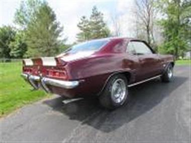 1969 chevrolet camaro in syracuse ny for sale 65 000. Black Bedroom Furniture Sets. Home Design Ideas