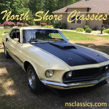 1969 ford mustang in mundelein il for sale 45 000. Black Bedroom Furniture Sets. Home Design Ideas