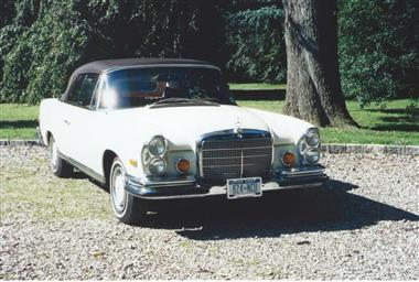 1971 Mercedes Benz 280se In Glen Cove Ny For Sale 375 000