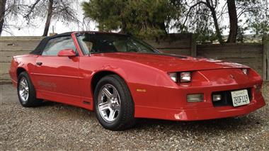 1990 chevrolet camaro in las vegas nv for sale 15 000. Black Bedroom Furniture Sets. Home Design Ideas