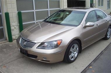 2008 acura rl in cincinnati oh for sale 15 950. Black Bedroom Furniture Sets. Home Design Ideas