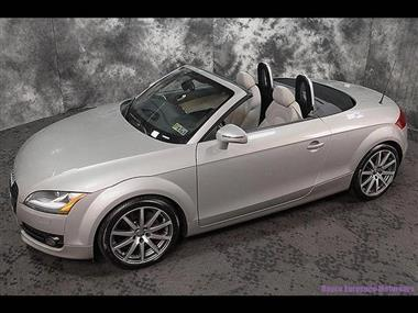 2008 audi tt in kingston pa for sale 18 900. Black Bedroom Furniture Sets. Home Design Ideas